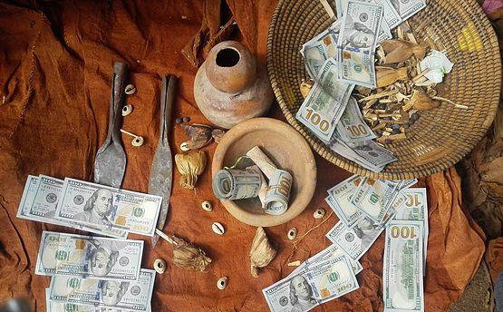 money and wealth spells