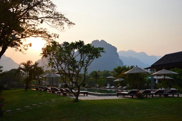 Riverside Boutique Resort Vang Vieng Laos