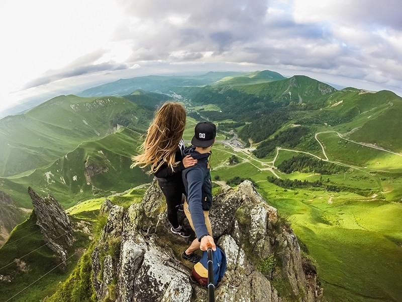 7 Crazy Destinations For The Adventurous Couple