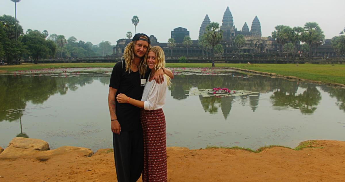 honeymoon travel cambodia