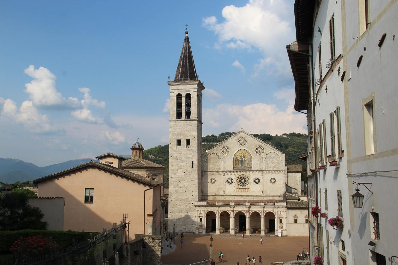 Cathedral Spoleto