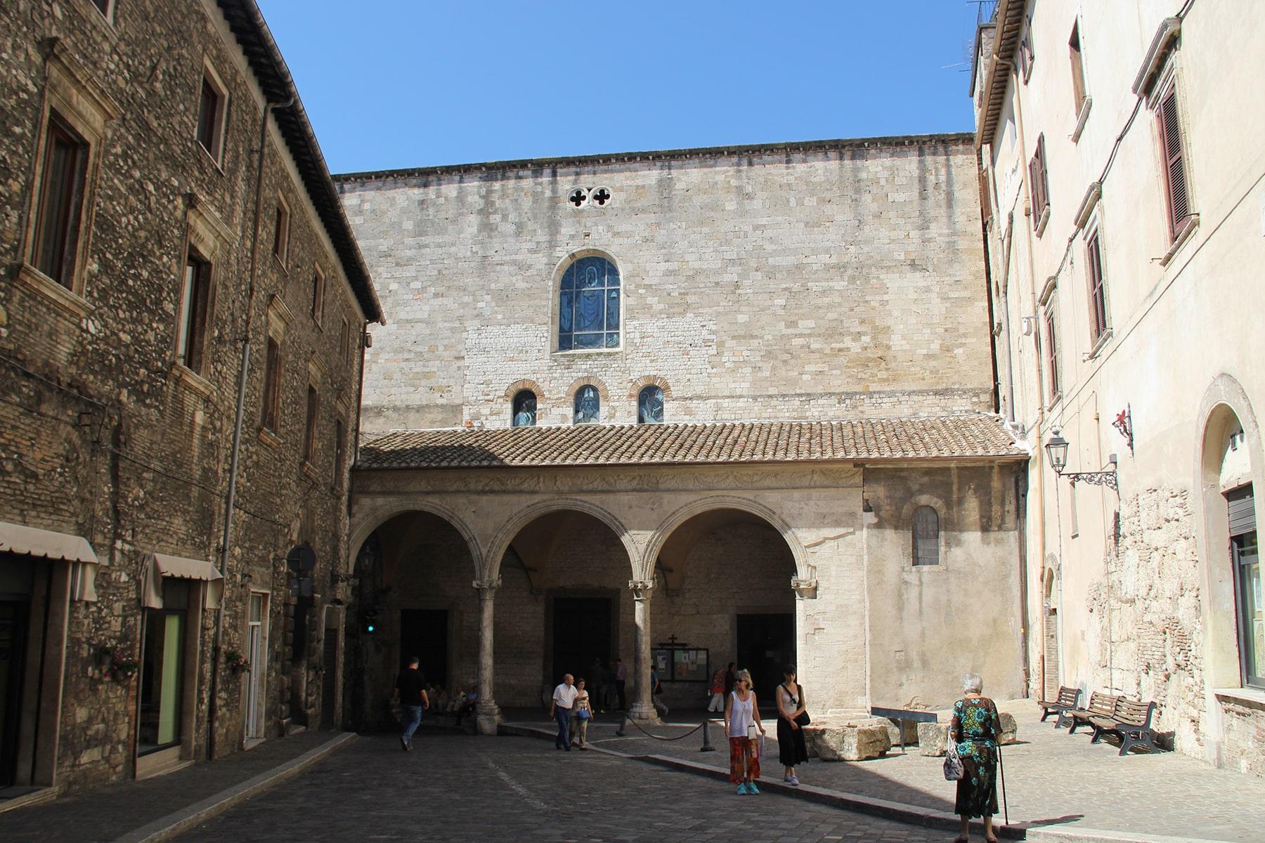 Cathedral Narni