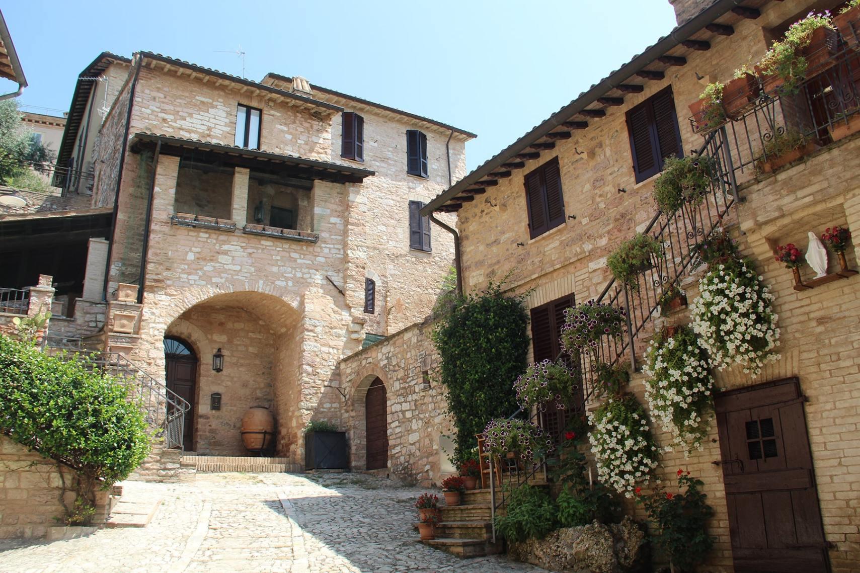 Courtyard Spello