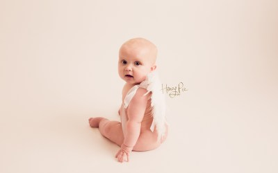 Brighton Baby Photography | Sia 7 months old