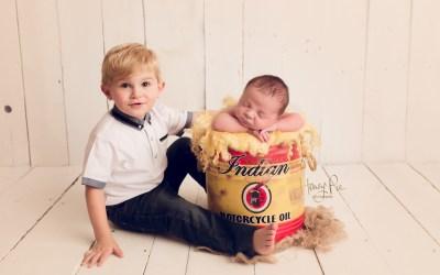 Horsham Baby Photographer | Greyson 9 days old