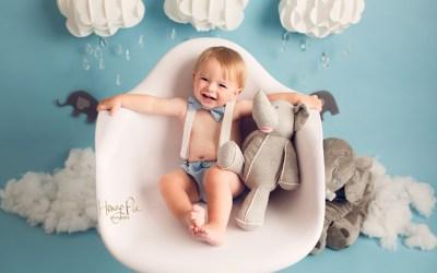 Hove Cake Smash Photography | Teddy 1st Birthday
