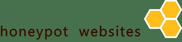 honeypot websites logo small tamworth web design seo content marketing services