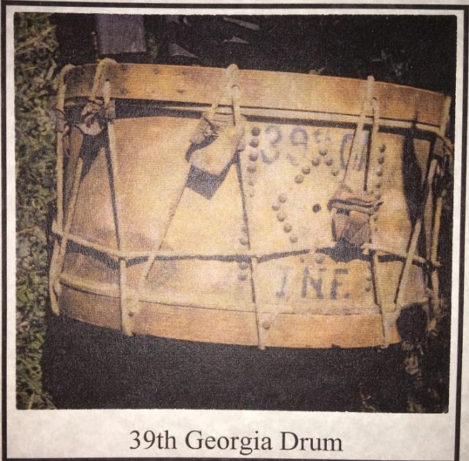 39th ga drum civ war