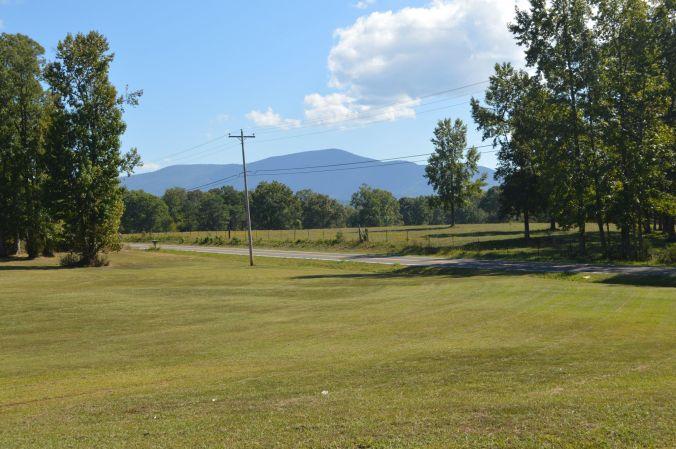 John Mary Bates view from homestead GA