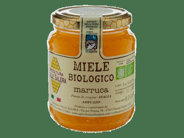 Honey the Brave - Apicoltura Colle Salera - Barattolo Miele Marruca