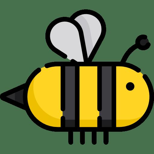 Honey the Brave - Logo - Ape