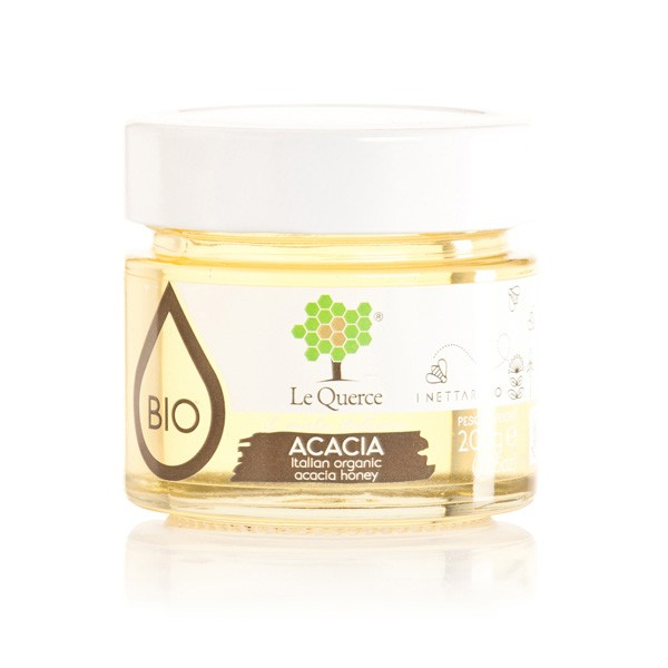 Honey the Brave - Apicoltura Le Querce - Barattolo Acacia