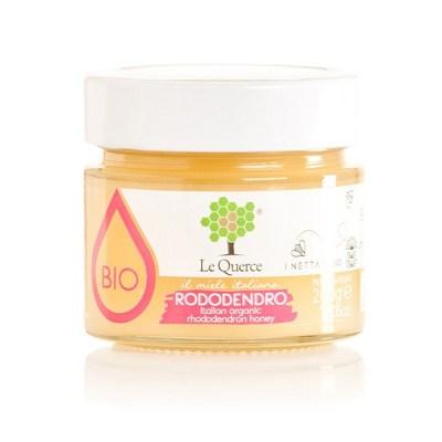 Honey the Brave - Apicoltura Le Querce - Barattolo Rododendro