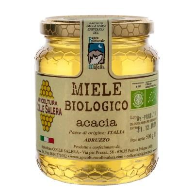 Honey the Brave - Apicoltura Colle Salera - Barattolo Miele Acacia