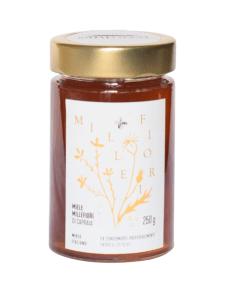 Honey the Brave - Azienda Agricola San Rocco - Barattolo Miele Millefiori