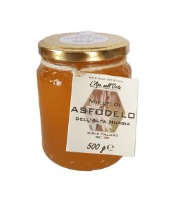 Honey the Brave - Azienda Apistica L'Ape nell'Orto - Barattolo Miele Asfodelo