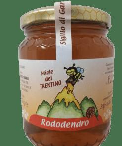 Honey the Brave - Apicoltura Roberto Inama - Melata di Rododendro