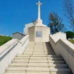 【#尋幽探秘:赤柱軍人墳場的十字碑、紀念碑】