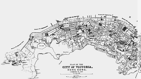 【#尋幽探秘:消失的古城—維多利亞城】