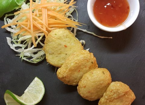 Vietnamese fishcake (min 10 pieces)