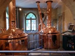 Brewing machines