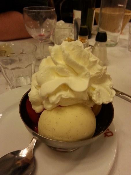 French ice cream