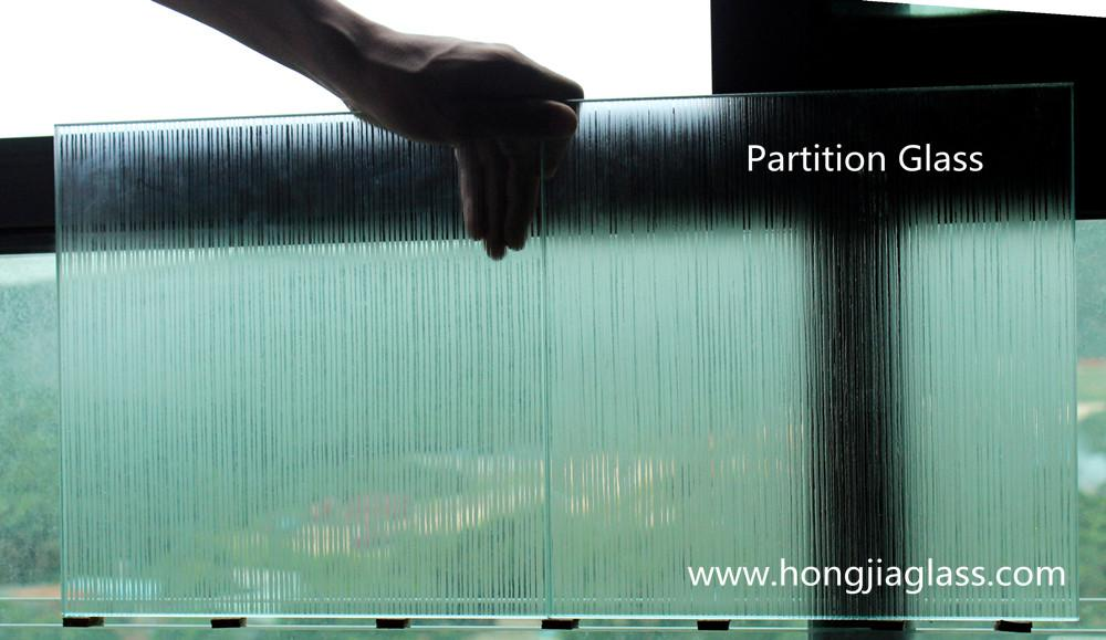 Tempered Glass Table Top And Partition Glass Hongjia Glass