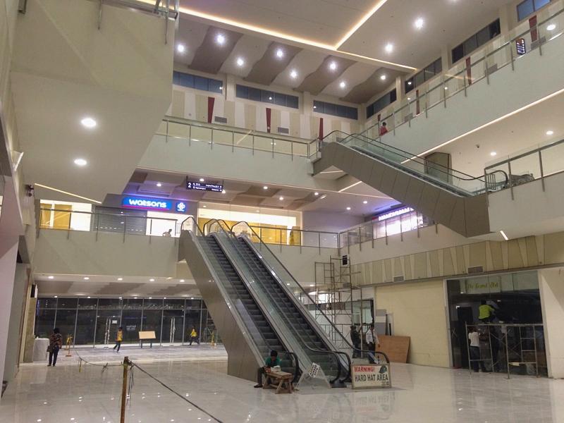 Robinsons Place Mall Tuguegarao Hongjia Architectural