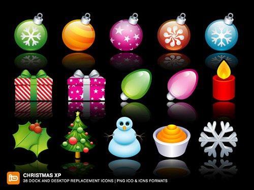 psdtop_Christmas_icons