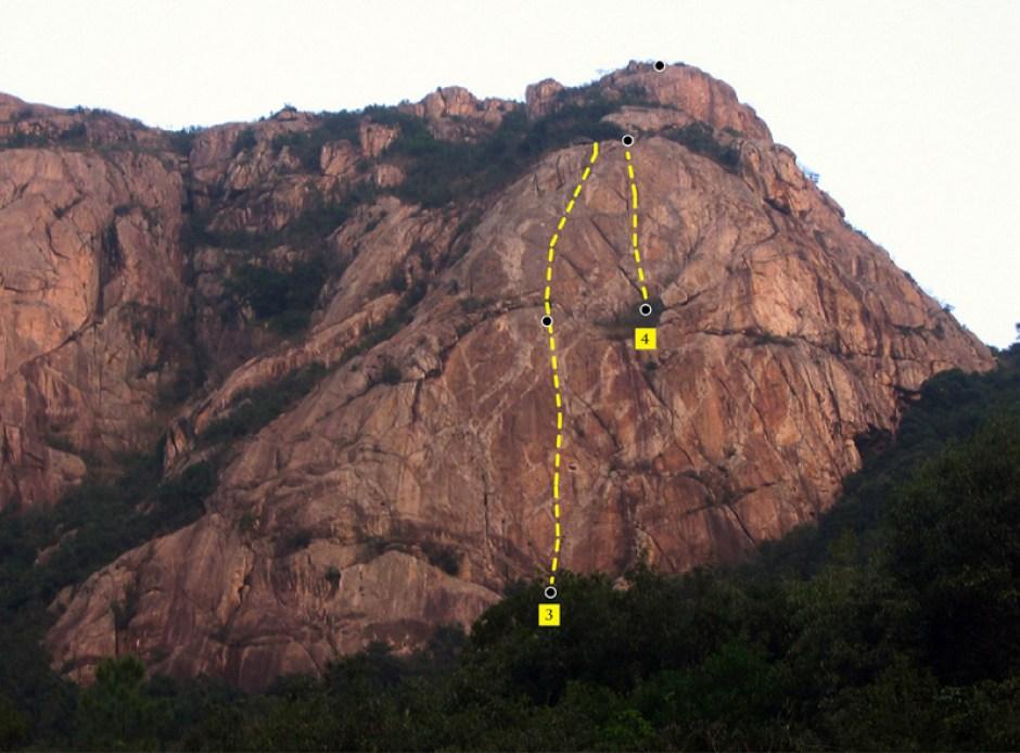 temple main crag right topo web