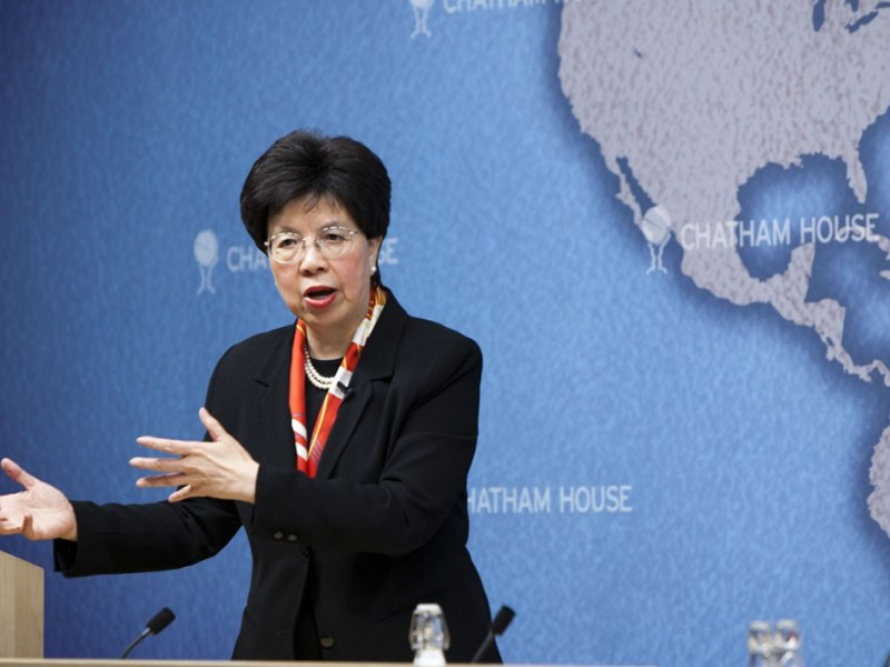 World Health Organization Margaret Chan