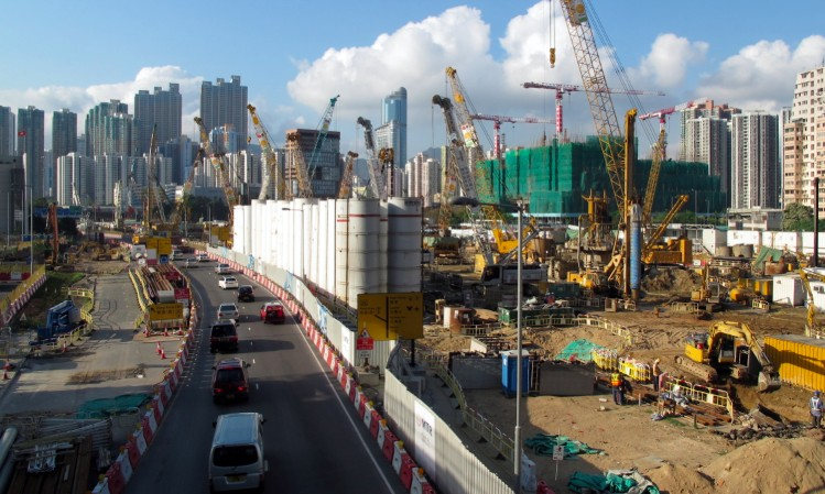 West Kowloon Terminus of the high-speed rail. Photo: Wikimedia Commons.