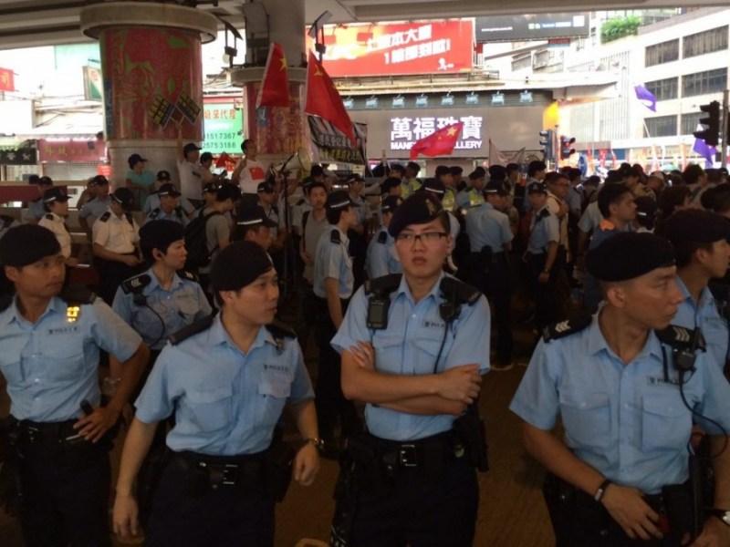 police july 1