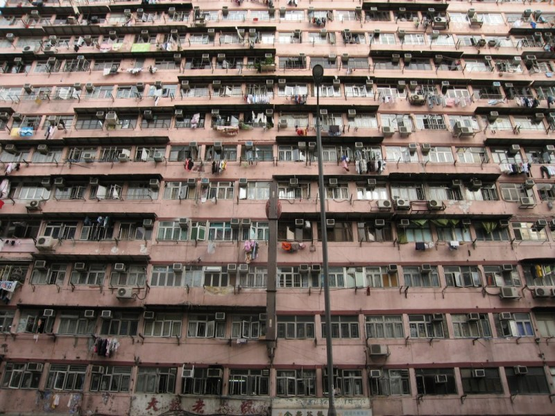 hong kong living space