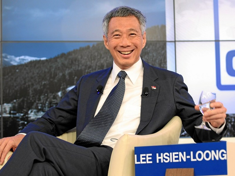 Lee Hsien Loong