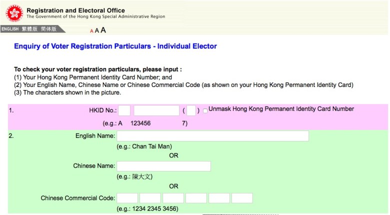 Voters can check if their details are wrong when provisional register of electors