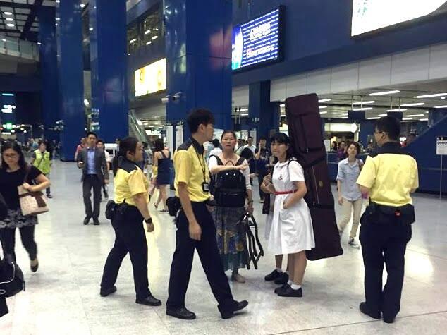 schoolgirl instrument