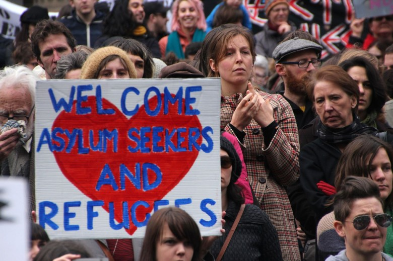 australia welcome refugees