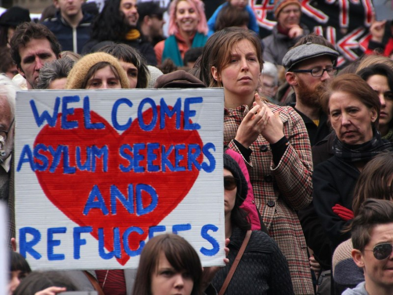australia welcome refugees