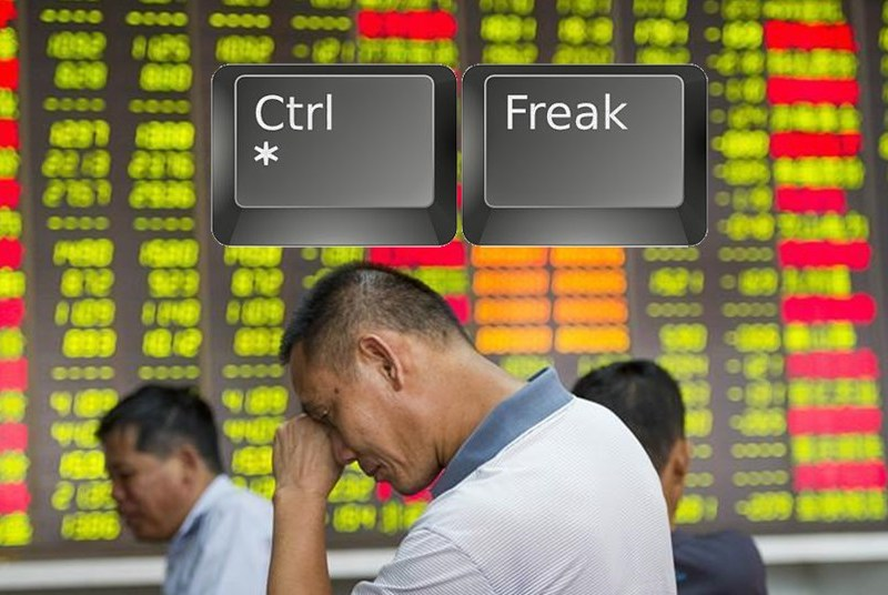 china market control freak