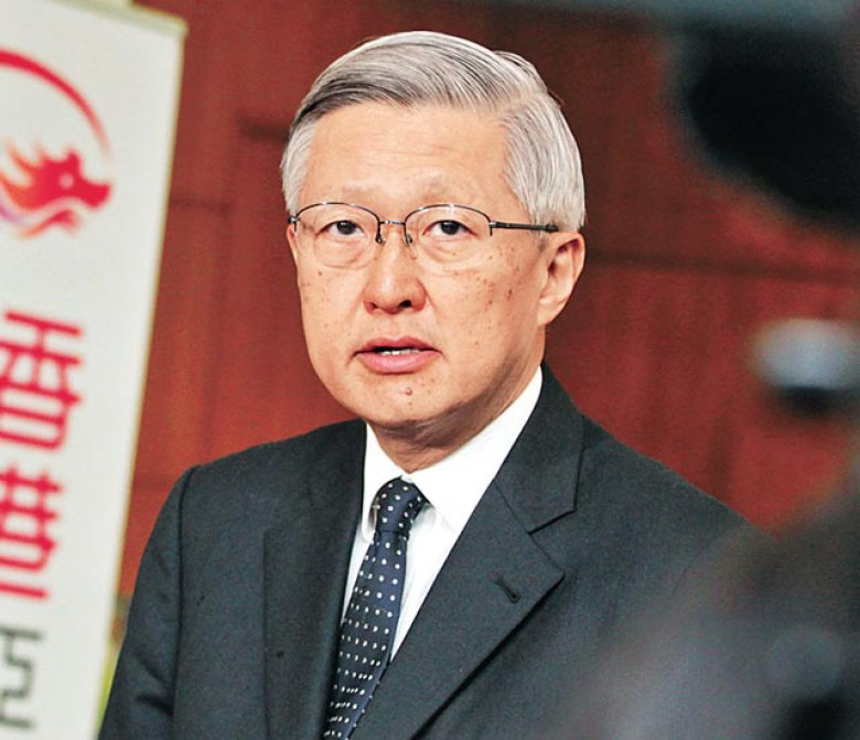Former Chief Justice Andrew Li Kwok-nang