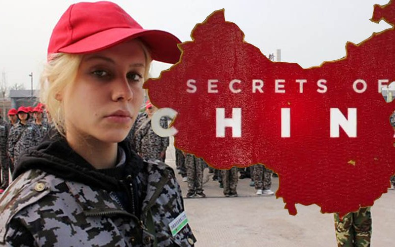BBC Three's Secrets of China