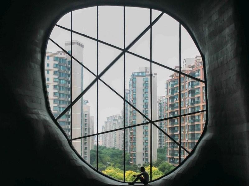 window seat china minimal