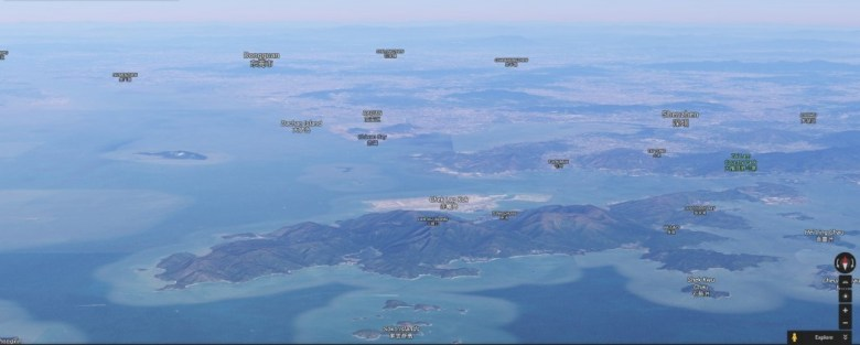 hong kong google maps