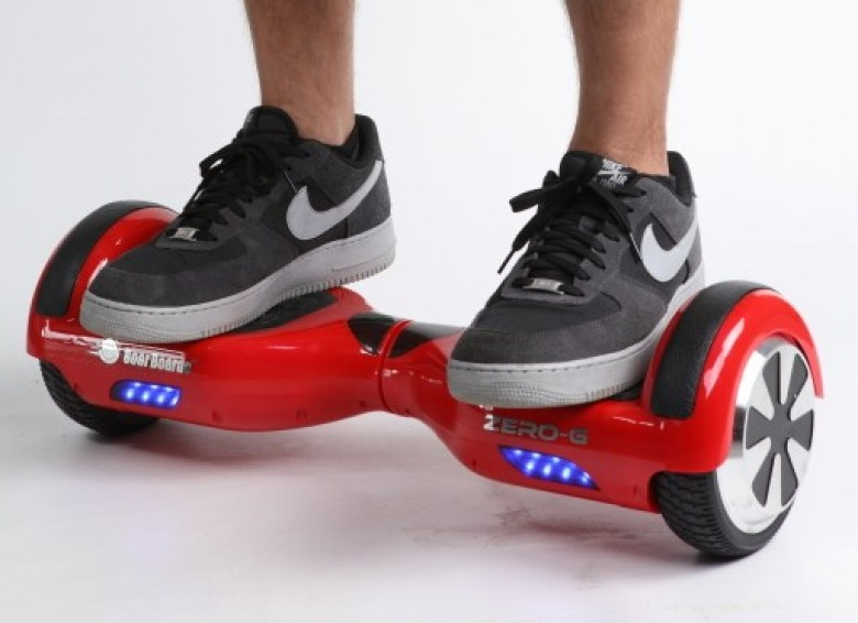 Hoverboard. File Photo: http://www.soarboards.com
