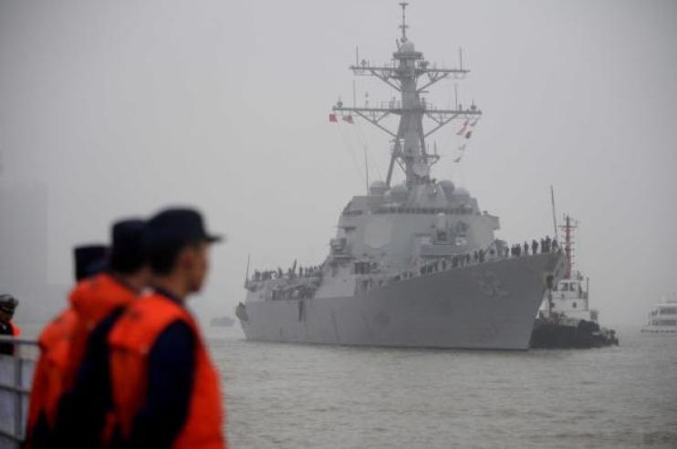 The USS Lassen
