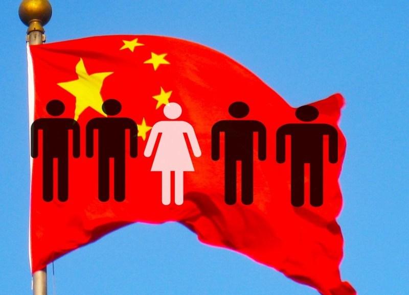 China's looming bachelor crisis. Polyandry.
