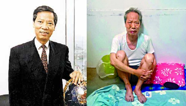 wong kwan rescued in taiwan