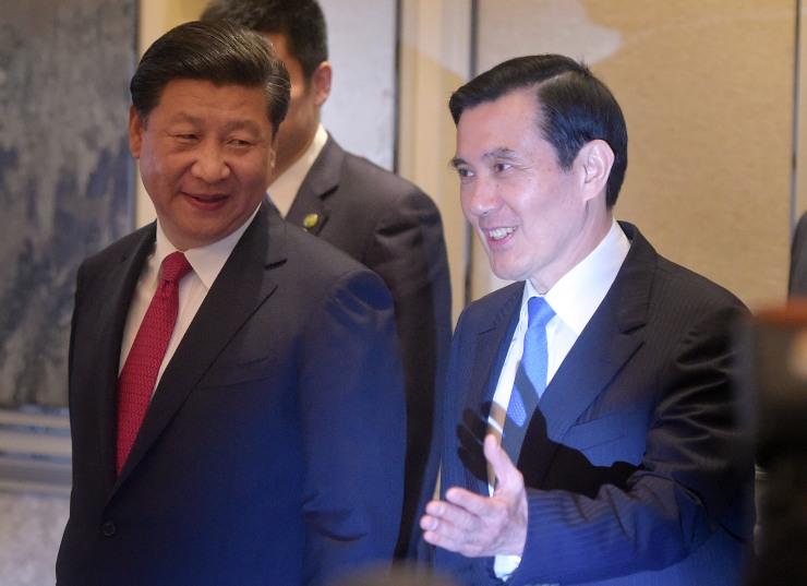 SINGAPORE-CHINA-TAIWAN-POLITICS-DIPLOMACY