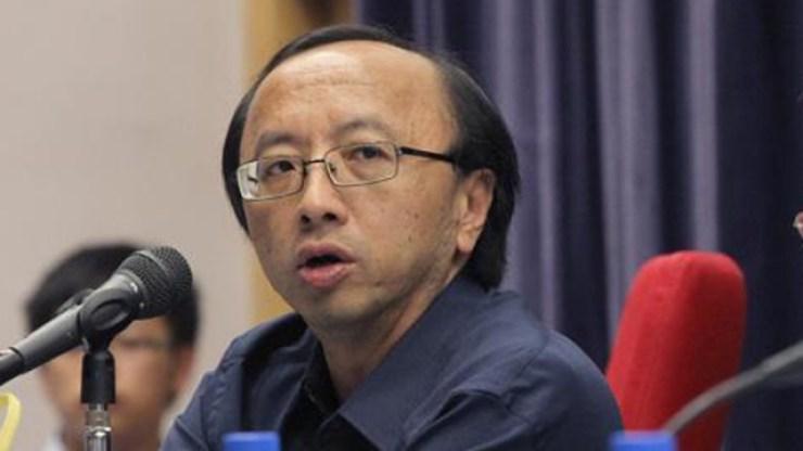 Eric Cheung Tat-ming. File photo: Apple Daily.